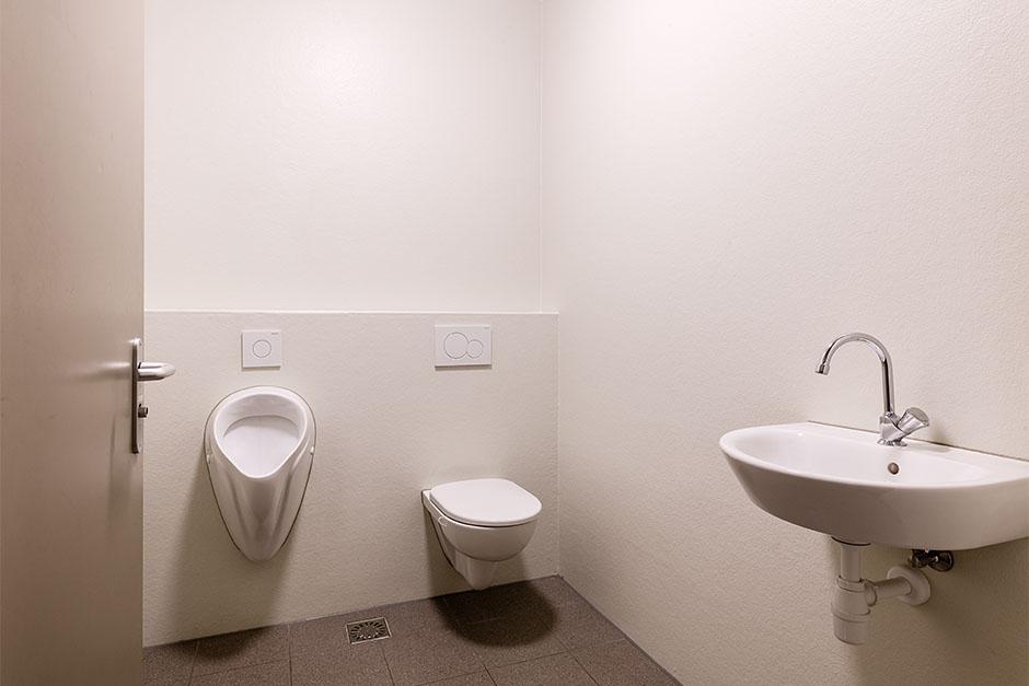 Polyester toiletruimte verblijf