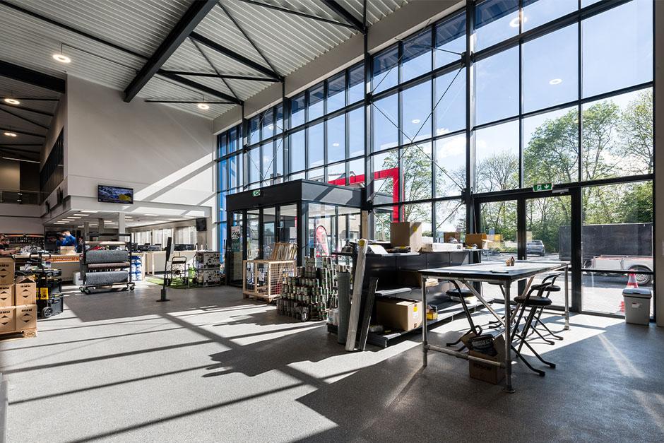 Gerevitaliseerde winkel Middelkoop, Zaltbommel