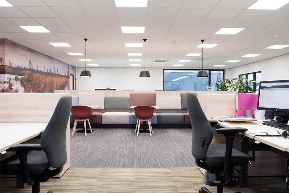 Revitalisering kantoorpand Sysmex