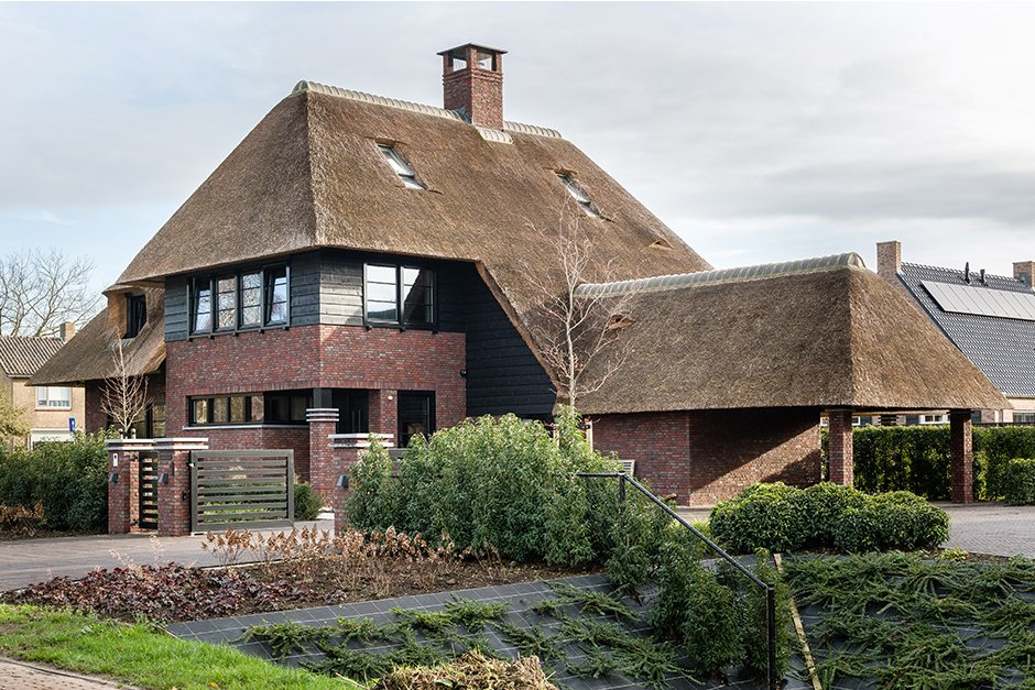 JCVANKESSEL Bouw - Traditionele villa in Veen