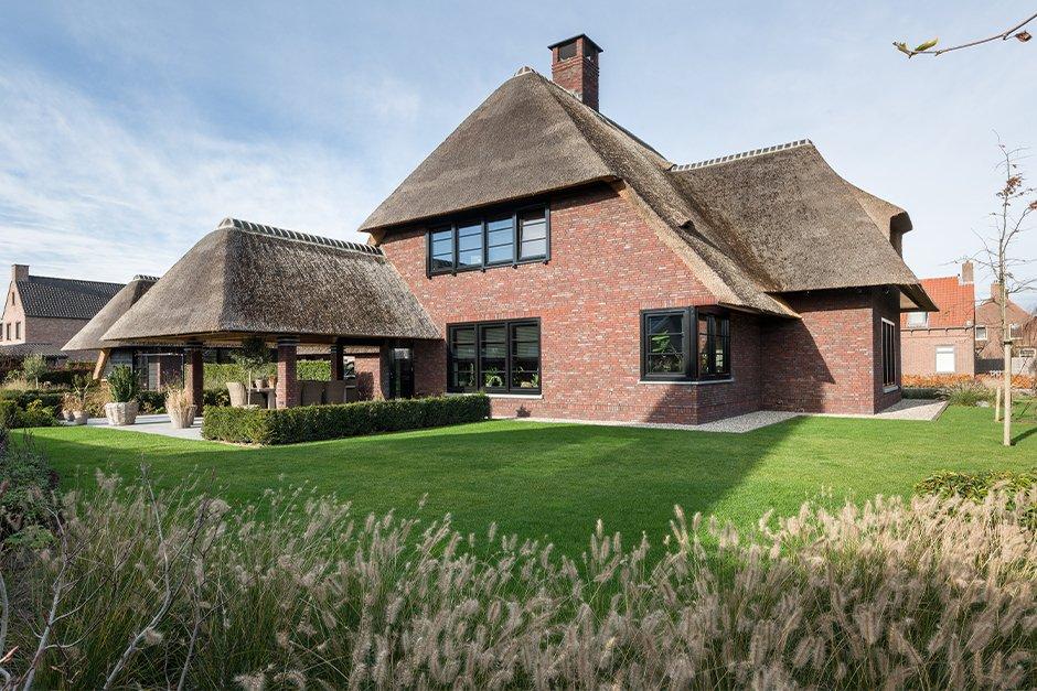 JCVANKESSEL Bouw - Traditionele villa in Veen