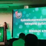 Almakúti - Mooiste fruitteler van Hongarije 2020
