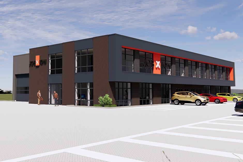 JCVANKESSEL Groep - Kantoor JobXion Geldermalsen