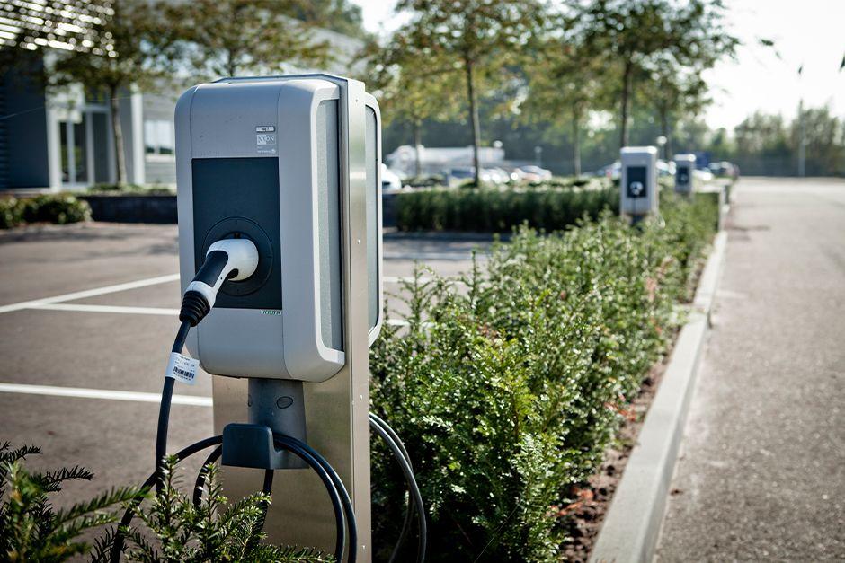 JCVANKESSEL Groep - Volvo Car Nederland, Beesd - Elektrisch opladen