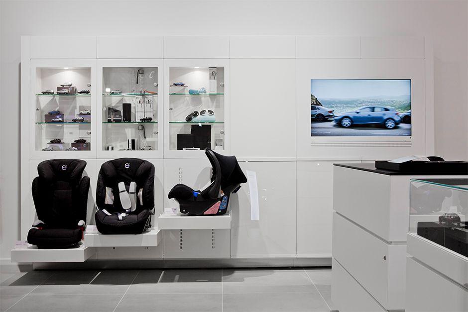 JCVANKESSEL Groep - Volvo Car Nederland, Beesd - Showroom