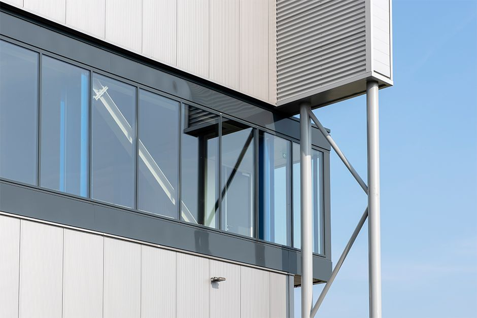 Kranendonk in Tiel uitgebreid met hightech robotfabriek