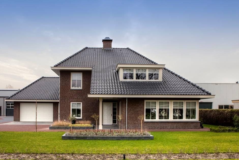 Klassiek-moderne villa in Geldermalsen