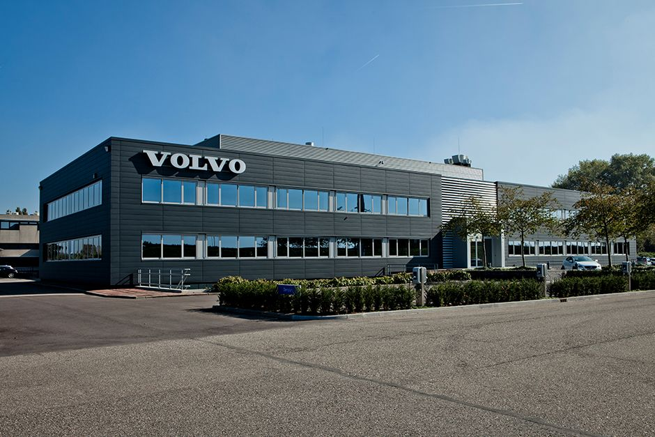 JCVANKESSEL Groep - Volvo Car Nederland, Beesd - Kantoorpand