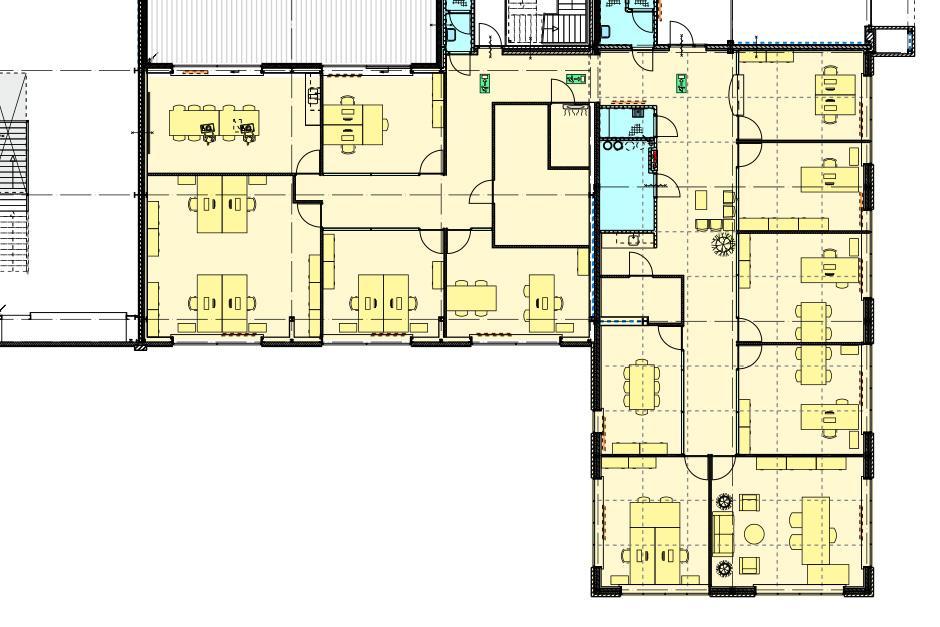 JCVANKESSEL Vastgoed - Kantoorruimte De Ooyen Plattegrond