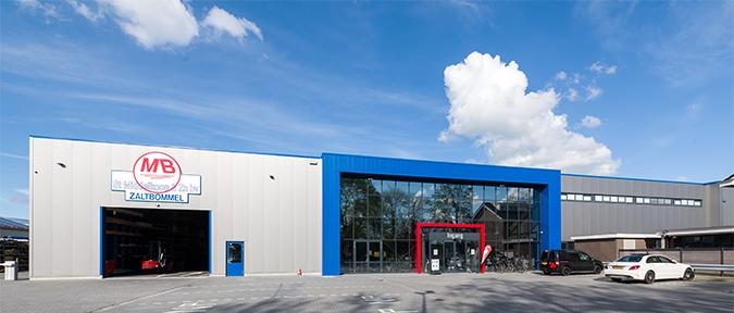 Revitalisatie winkel Middelkoop, Zaltbommel